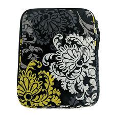 "Vera Bradley Tablet Sleeve Zip Closure Retired Baroque 12038-069 10"" H x 8"" W"