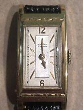 Waltham Riverside 21 Jewel Wristwatch, Gold Filled Case, Runs