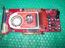 Gainward GeForce 6800GS 512MB 256-Bit DDR3 AGP 8x  Graphics Card DVI/VGA/T-Out