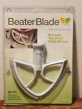 BEATER BLADE KA-TH ATTACHES 2 KITCHEN AID 5 QUART BOWL LIFT MIXERS.   NEW