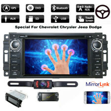 Car GPS Navigation Stereo Bluetooth For Jeep Grand Cherokee/Dodge RAM/Chrysler