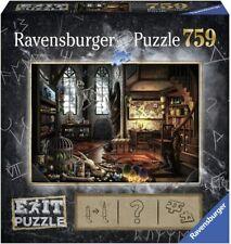 """Ravensburger Exit Puzzle 759 Teile """"Im Drachenlabor"""""""