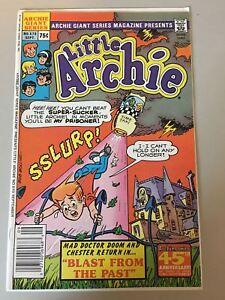 Archie Giant Series (1954) #570 VF Very Fine