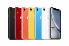 Apple iPhone XR Smartphone | 128 GB | Unlocked Verizon AT&T Sprint T-Mobile