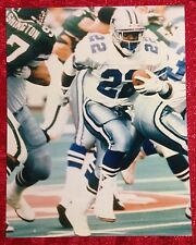 Dallas Cowboys Emmitt Smith Glossy 8x10 Photo NFL