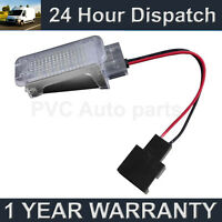 1X FOR VOLKSWAGEN TRANSPORTER CARAVELLE SHARAN 18 WHITE LED LAMP GLOVE BOX
