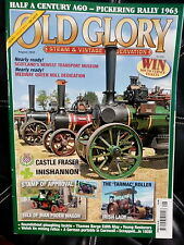 Old Glory Steam & Vintage Preservation August 2013 Foden Tarmac Roller No 282