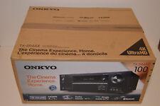 Onkyo TX-SR444 100 Home Cinema 7.1 Channel A/V Receiver Dolby Atmos 4K HDMI