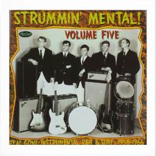 LP / VA ✦✦ STRUMMIN' MENTAL Vol. 5 ✦✦ Instrumental R'n'R & Surf: 1958 - 1964