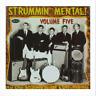 LP / VA ✦✦ Strummin' Mental Vol. 5 ✦✦ Instrumental R'N'R & Surf : 1958 - 1964