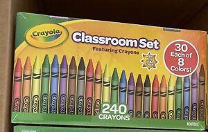 Crayola Classroom Set 240 crayons