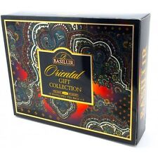 mix of Oriental inspired teas - Basilur Oriental Collection - teabags, gift