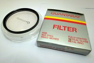 Quantaray 1A Skylight SKY Lens Filter mint excellent condition