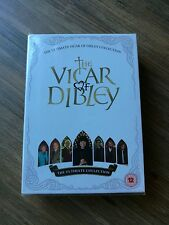 Ultimate Vicar Of Dibley Collection - Series 1-4 - Complete (DVDS ) FREE POST