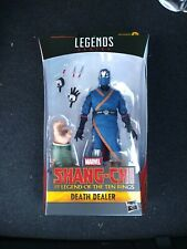 Marvel Legends Death Dealer Shang Chi Ten Rings NEW IN HAND