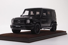 1/18 Motorhelix Mercedes Benz AMG G63 from 2019 in Gloss Black