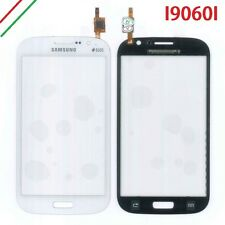 TOUCH SCREEN DISPLAY VETRO SAMSUNG GALAXY GRAND NEO PLUS GT I9060I BIANCO DUOS