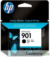 HP CC653AE n. 901 Cartuccia Originale Colore Nero