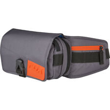Fox RACING NEW MX Deluxe Grey Orange Dirt Bike Enduro Tool Bum Bag Roll Pack