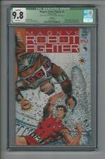 Magnus Robot Fighter #5 / Rai #1 CGC 9.8 (Q) NM/MT 1991 Valiant 1st Appearance