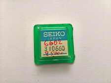 RARE SEIKO BALANCE COMPLETE 310 660 FOR CAL 6602  AND OTHER - GENUINE 100%