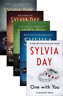 Crossfire series by Sylvia Day Audiobooks (M.P.3) Unabridged 📧eMail delivery📧