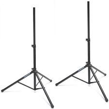 Samson Technologies SP100 Lightweight Telescoping Speaker Stand (PAIR)