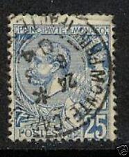 Monaco 1891-1921  Scott #21  USED