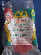 McDonalds 1995 Happy Meal Toy Barbie Usa #5