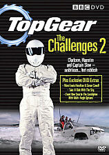 Top Gear - The Challenges Vol.2 (DVD, 2008)