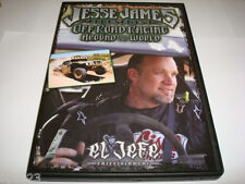 JESSE JAMES OFF-ROAD RACING Baja-Nevada Desert-Germany-England, NEW SEALED DVD