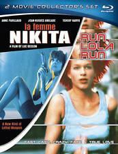 La Femme Nikita/Run Lola Run (Blu-ray Disc, 2010, 2-Disc Set)