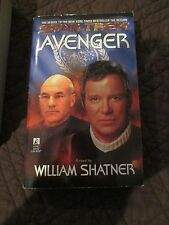 STAR TREK PAPERBACK BOOK - AVENGER