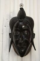 African mask from Yourba Tribe in Nigeria