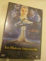 Dvd LA HISTORIA INTERMINABLE  (precintado nuevo)