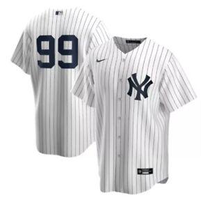 NEW New York Yankees - Judge #99 Men's Pinstripe Jersey Mens XL