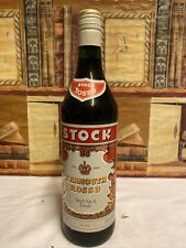 Vermouth Rosso Stock Anni 90 1lt 16%