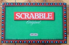 SCRABBLE by Spears Games - Vintage 1988 set complete & VGC