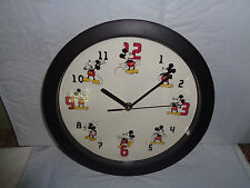 Disney - Mickey Mouse - Hanging - Working - Wall Clock