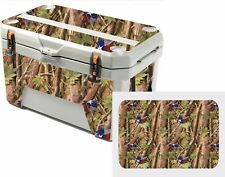 Skin Decal Wrap for Ozark Trail 52 Quart High Performance sticker Cooler Camo 44