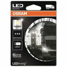 AMPOULE W5W 24V 1W Osram 4000K LEDriving Warm White Twin 2824WW-02B