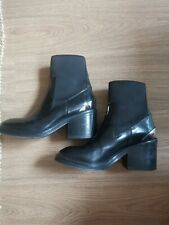 Acne studios dion boots size 5