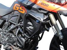 CRASH BARS HEED for BMW F 650 GS (08-12) + black aluminum engine guard