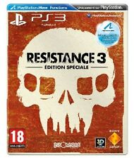 RESISTANCE 3   -   EDITION SPECIALE   --  NEUF           -----   pour PS3