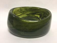H and m única impresionante brazalete en forma de Mezcla Verdes Funky
