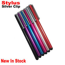 Universal Capacitive Touch Stylus Screen Pen For Apple iPhone 6s iPad HTC Tablet