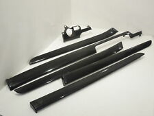 Audi A4 B6 Saloon Soul Black Upper Interior Door and Dash Trims