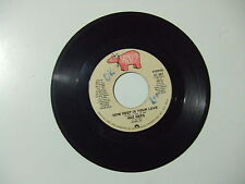 "Bee Gees ‎– How Deep Is Your Love – Disco Vinile 45 Giri 7"" STAMPA USA 1977"
