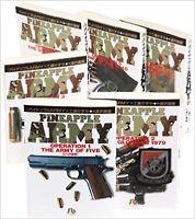Pineapple ARMY Manga Complete full set Vol.1-6 Japanese Edition