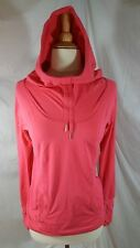Lululemon Run Ambition Pullover Passion Pink red Hoodie RULU sz 4